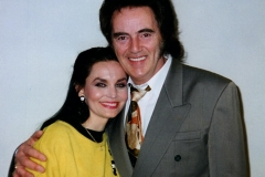 Tommy Truesdale and Crystal Gayle