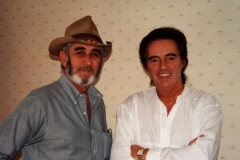 Tommy Truesdale and Don Williams