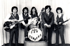 Tommy Truesdale and Sundowners, 1974