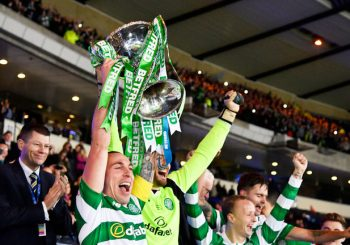 Football: Celtic Win League Cup