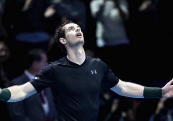 Tennis: Murray Wins ATP World Tour Finals