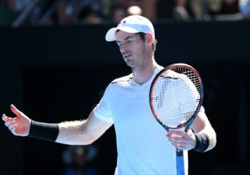Tennis: Murray out of the Australian Open