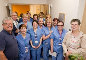New million pound unit opens its doors to patients