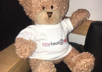 Win a Beattie's Boys Teddy Bear