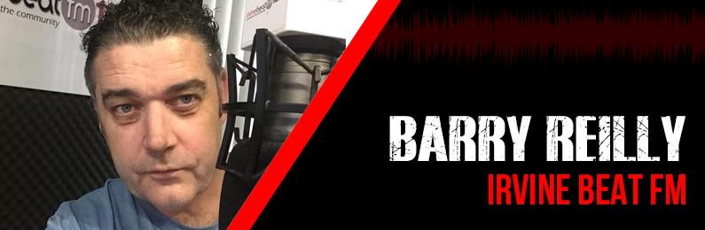 Barry Reilly - Radio, Ayrshire