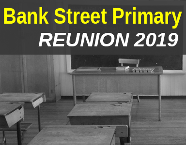 Bank Street Primary, Irvine – Reunion