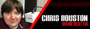 Chris Houston - Irvine Beat FM