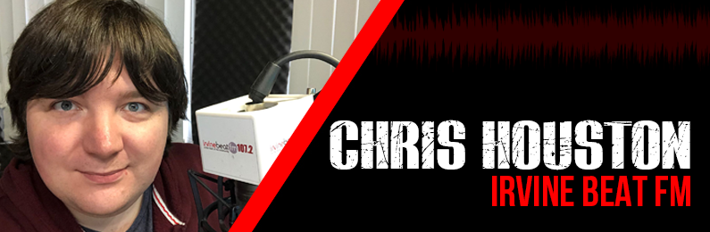 Chris Houston - Irvine Beat FM