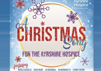 Ayrshire Hospice Christmas CD