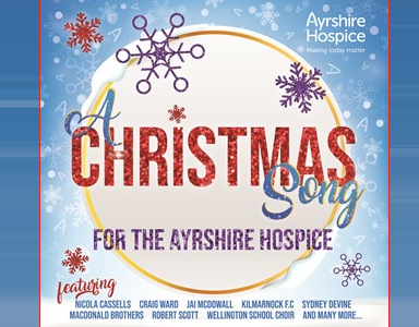 Listen Again – Ayrshire Hospice Christmas CD