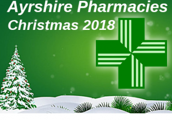 Duty Chemists 2018 Ayrshire - Christmas