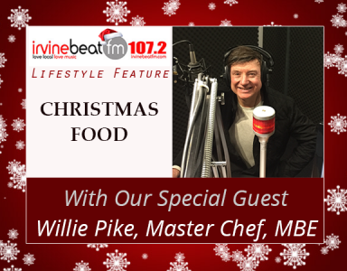 Christmas Food Ideas – From Willie Pike, Master Chef MBE