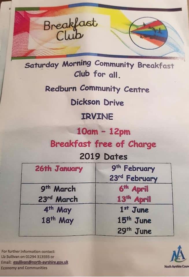 Redburn Community Centre, Irvine