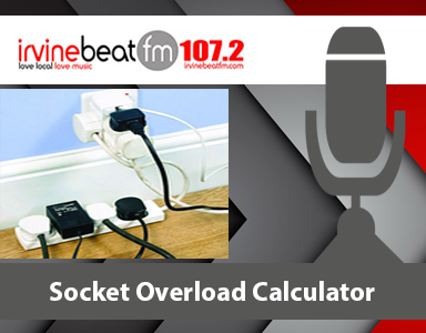 Worried About Overloading Sockets? – Try This Calculator