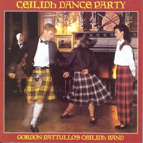 Gordon Pattullo's Ceilidh Band