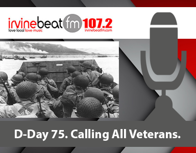 Calling All D-Day Veterans – Historic Voyage