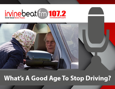 What Age Should I Consider Stopping Driving?