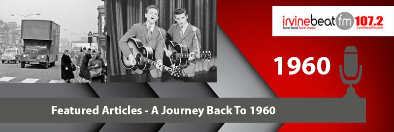 1960 - Memories, Music & Trivia