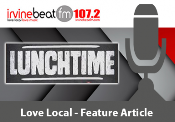 Lunchtime on Irvine Beat FM