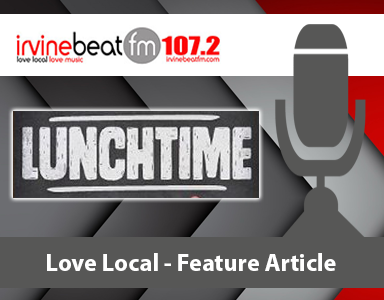 New Lunchtime Line-up on Irvine Beat FM