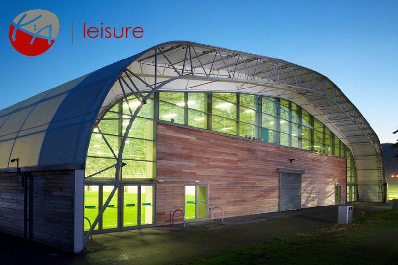 Quarry Road - Sport Centre Irvine