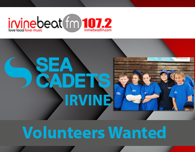 Irvine Sea Cadets – Volunteers / Helpers Required