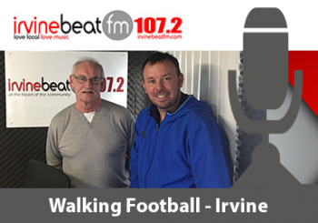 Walking Football Club - Ayrshire