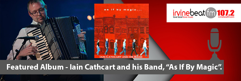 Iain Cathcart - Album of the week