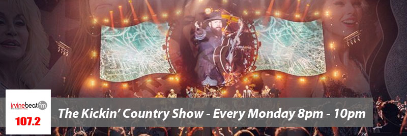 Kickin' Country Show - Monday Nights On Irvine Beat FM