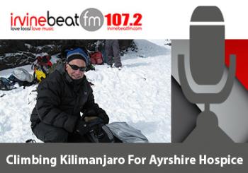 Climbing Kilimanjaro for Ayrshire Hospice