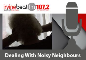 Antisocial Behaviour - Dealing With Noisy Neighbours - Scotland