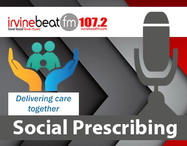 Social Prescribing – Community link workers