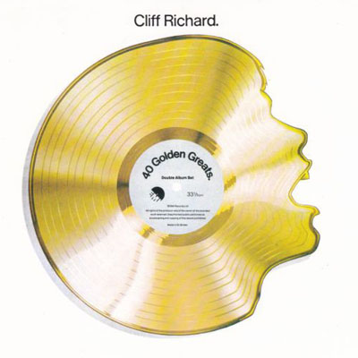 Cliff & Shadows - 40 Golden Greats - 1977