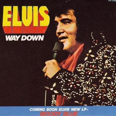 Elvis - Way Down - 1977