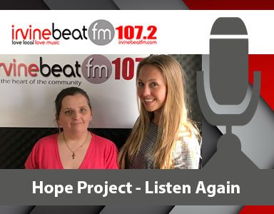 Hope Project in Stevenston, North Ayrshire