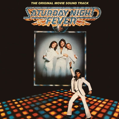 Saturday Night Fever - Soundtrack Album Cover