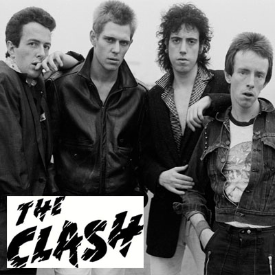 The Clash - 1977