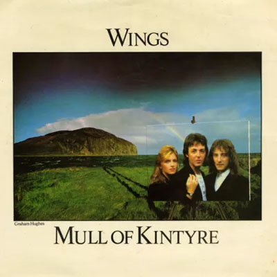 Wings - Mull Of Kintyre - 1977