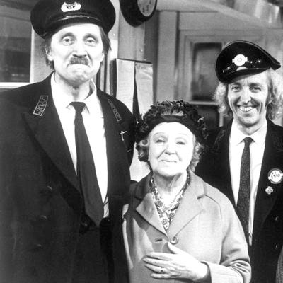 On The Buses - 1969