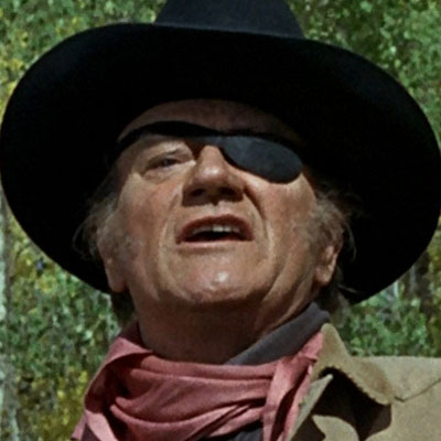 True Grit - John Wayne - 1969