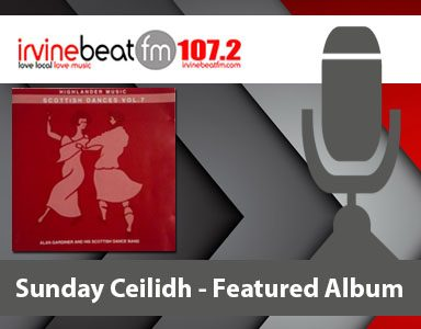 Sunday Ceilidh – Featured Album by Alan Gardiner