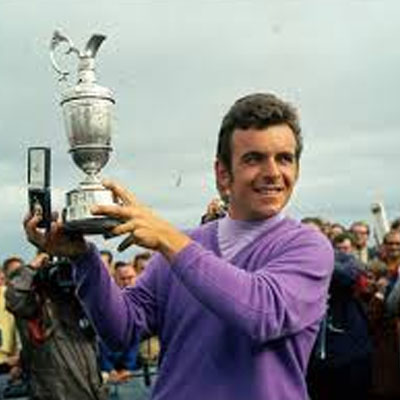 Tony Jacklin - The Open 1969
