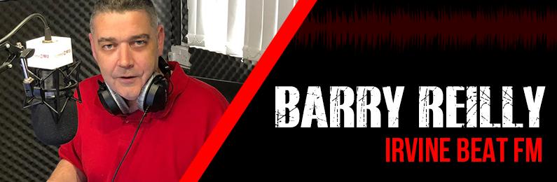 Barry Reilly   Irvine Beat FM